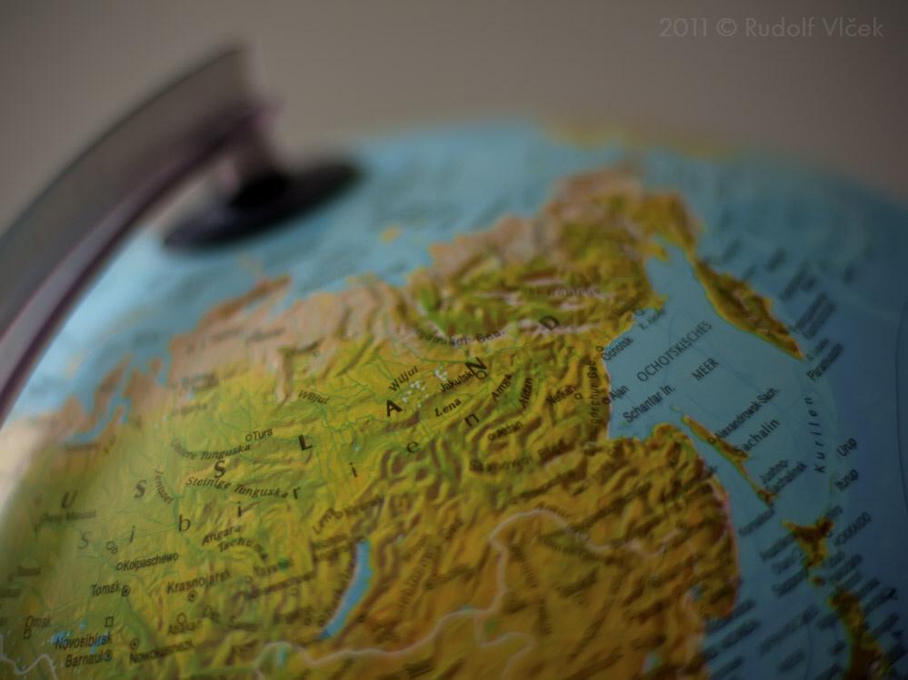 Start globally, think globally, act globally!