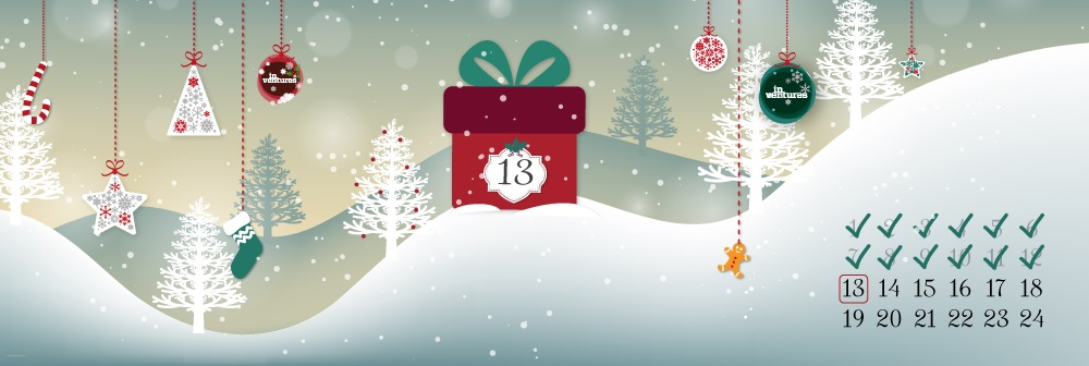DAY 13 of the Startup Xmas Calendar: when hot content meets hot tea