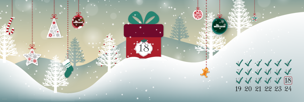 Win peace (of mind) on Day 18 of the Startup Xmas Calendar