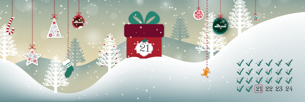 Make this a Runtastic DAY 21 with our Xmas Calendar