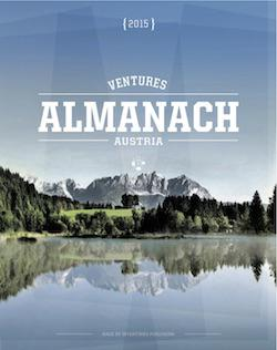 Published today: Ventures Almanach Austria 2015
