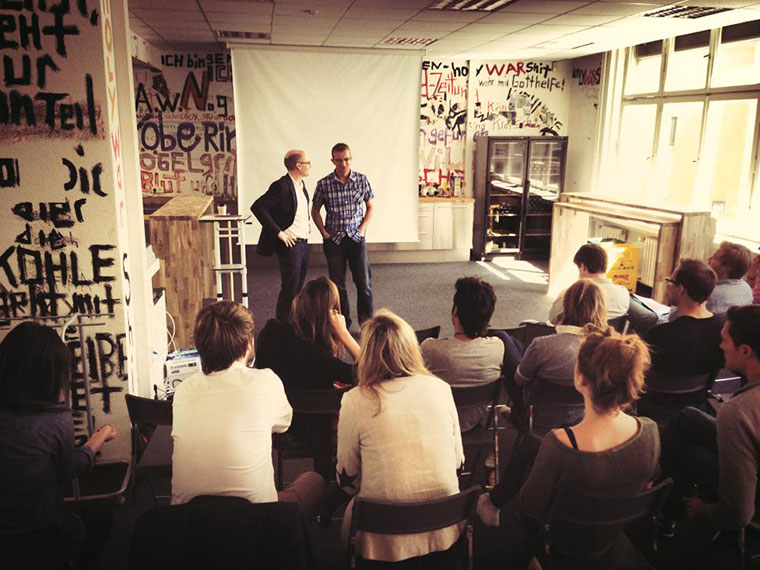 Apply now for Axel Springer Plug & Play Accelerator