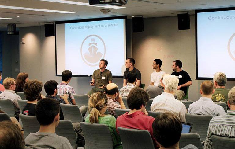 Codeship on TechStars Boston