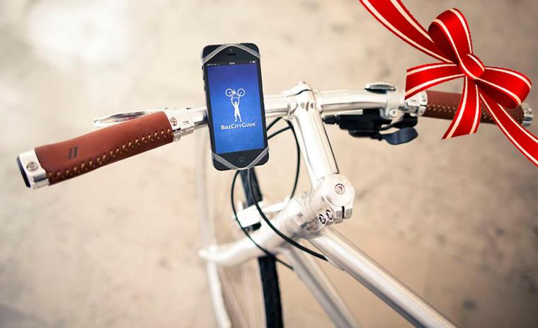 Win one of 10 Finns from BikeCityGuide!
