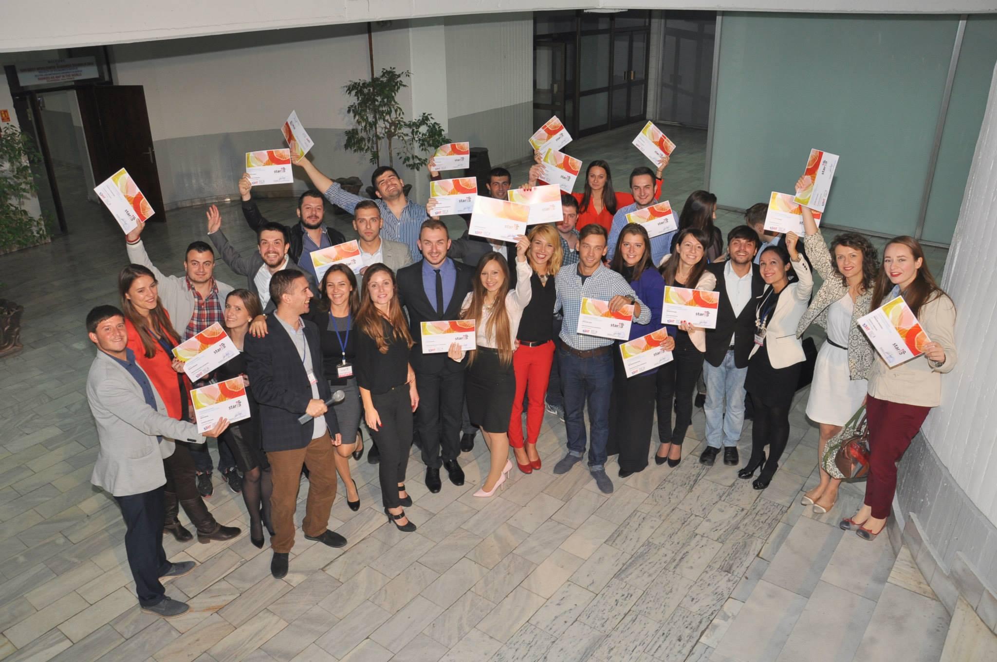 Boosting Macedonia at StartUP Academy