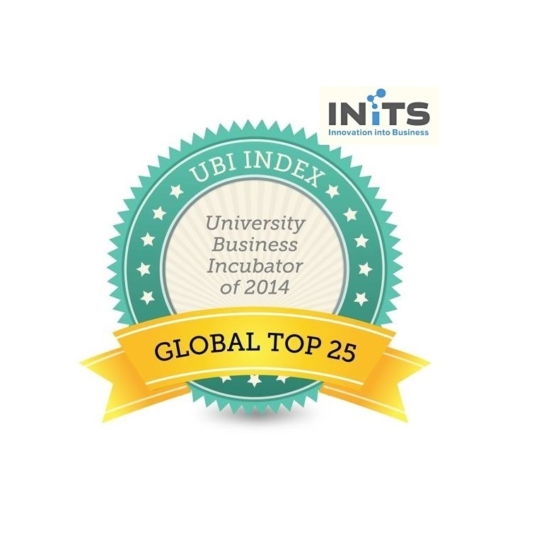 Vienna-based founder service in top 25 incubators worldwide