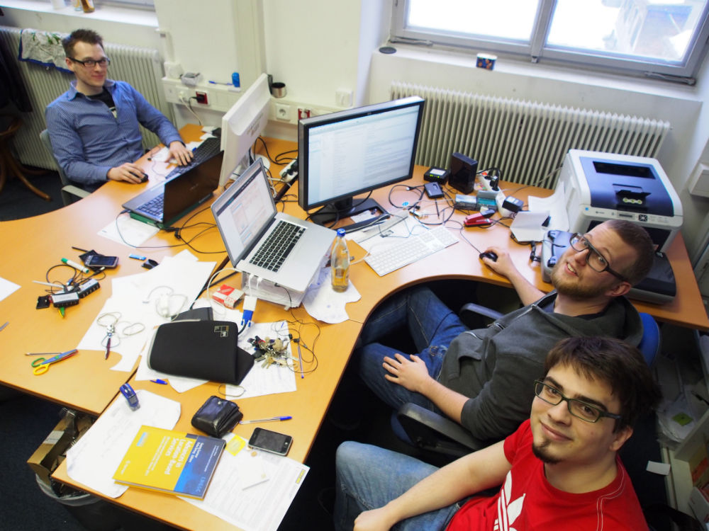 "Austrian startup indoo.rs secures a ""6-figure"" investment"