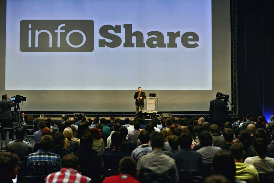 InfoShare conference to be held May 22-23