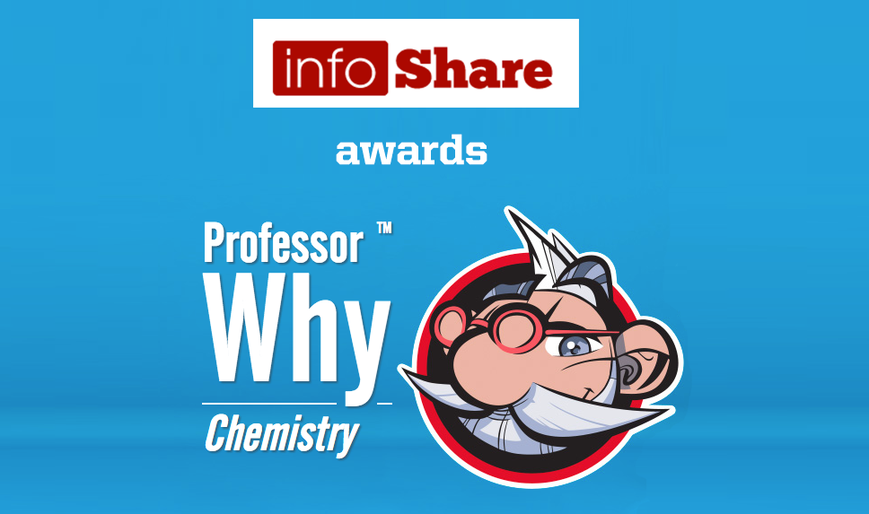 infoShare awards Professor Why