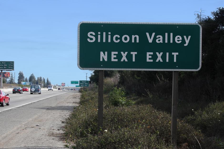 "How it feels to ""Go Silicon Valley"""