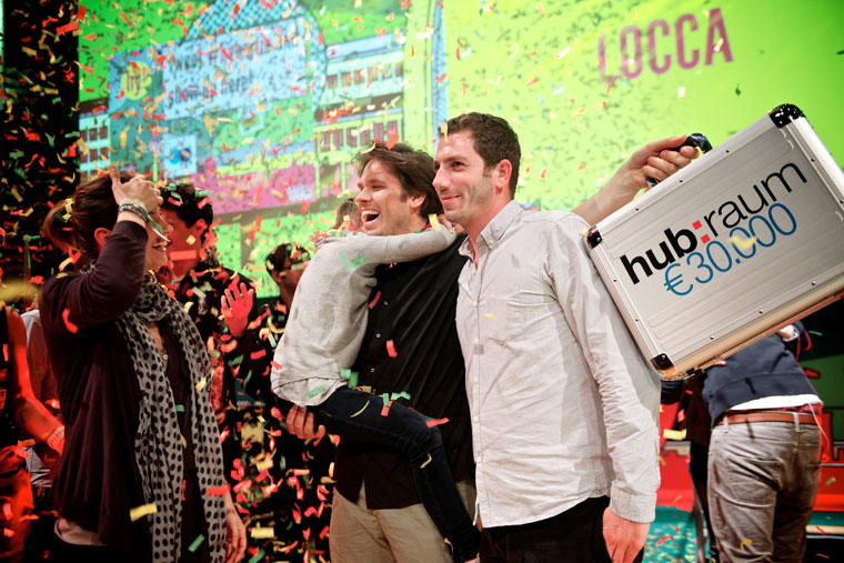 Tracking app Locca wins in Berlin