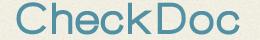 CheckDoc