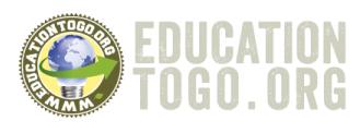 Education Togo