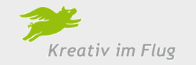 Kreativ im Flug