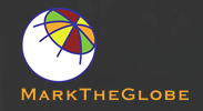 mark the globe