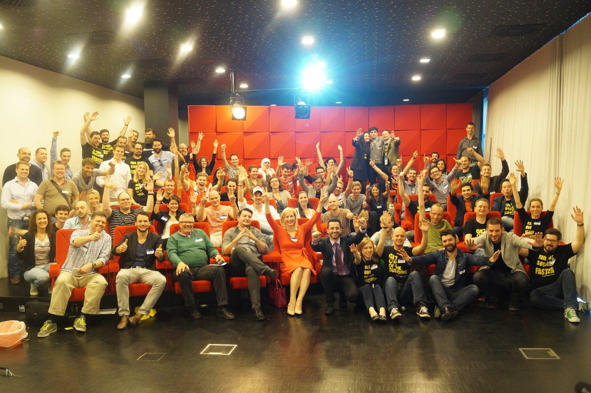 Successful premiere of startup workshop LSM Vienna
