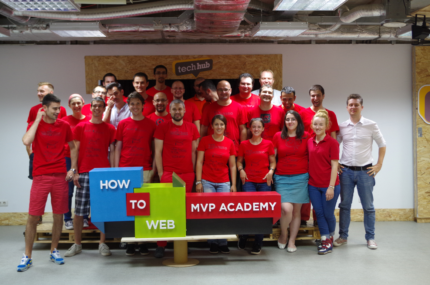 Kick off for the second edition of MVP Academy