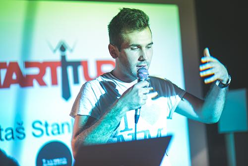 StartItUp! festival rocks Novo Mesto