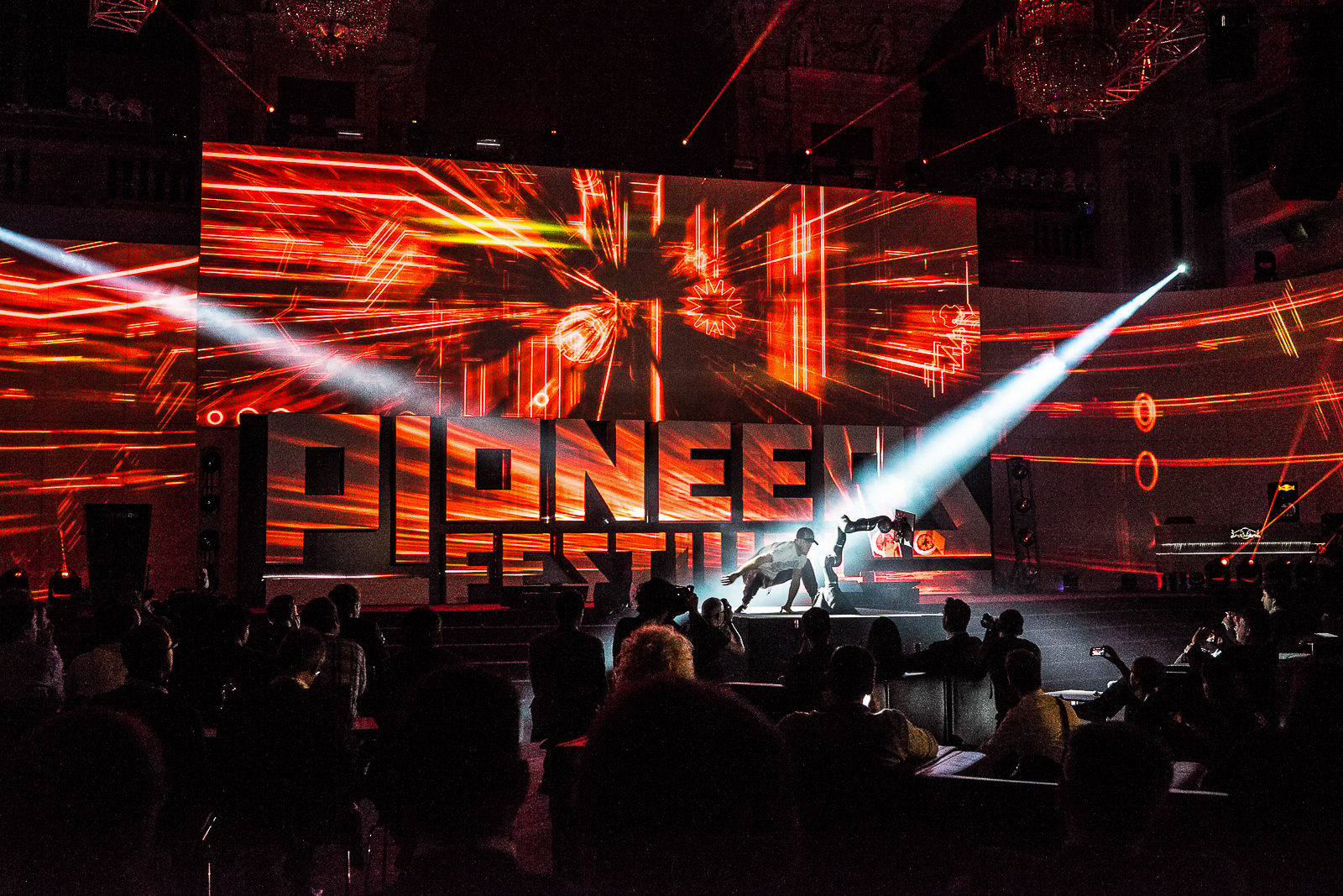 Countdown to Pioneers Festival