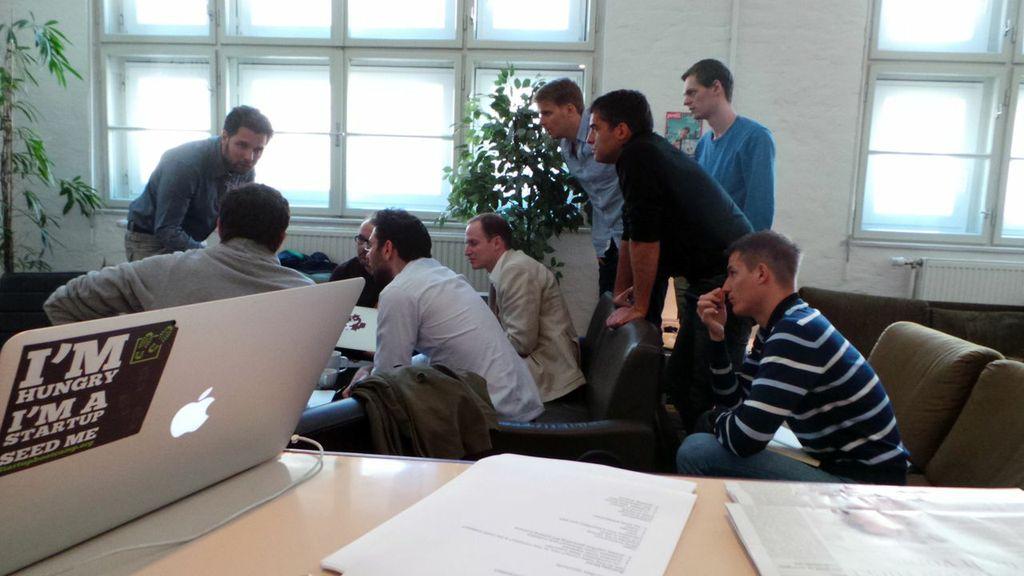 Startupbootcamp Pitch Day at Sektor5