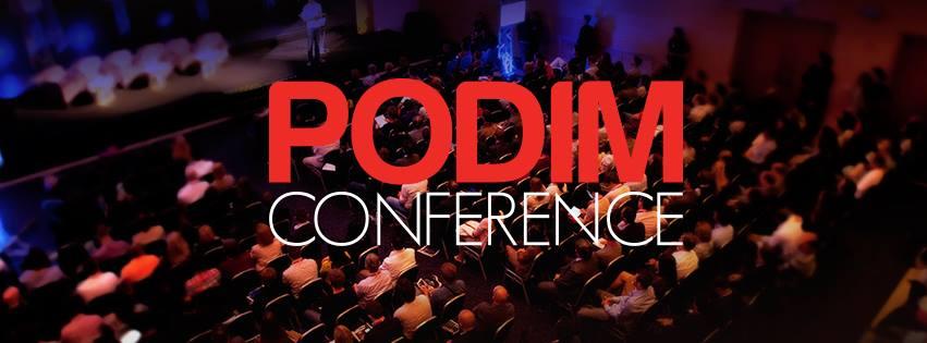 PODIM 2015: connecting startups with enterprises