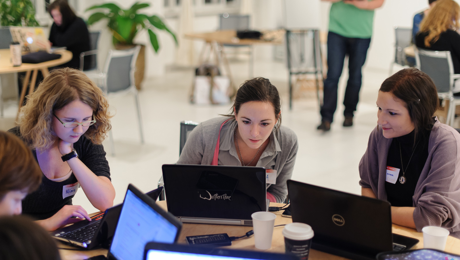 Women and Tech: Rails Girls Vienna