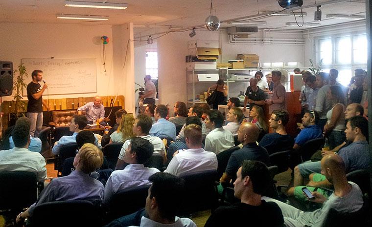 AustrianStartups hosted their second Stammtisch