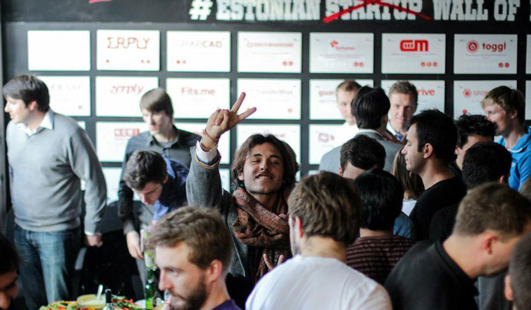 Startup Wise Guys opens application window