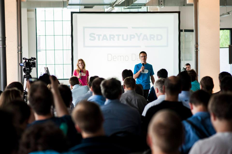 StartupYard selects 6 startups from 5 countries