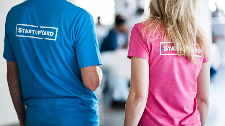 Apply now: StartupYard in Prague
