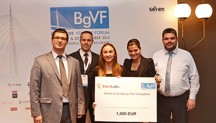 Strawberry energy wins at Belgrade Venture Forum