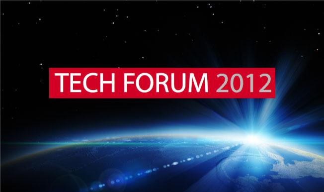 TechForum 2012 Vienna