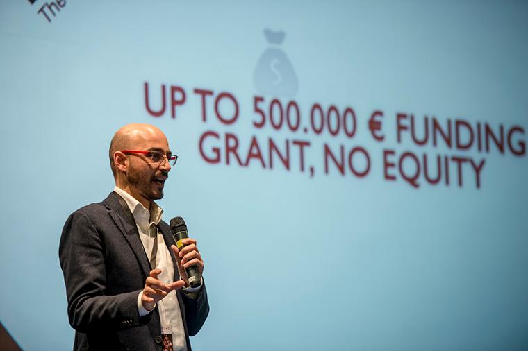 TechPeaks: investing in European talents