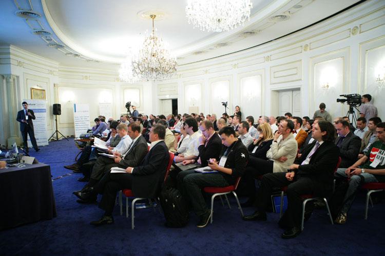Startup meets investor in Bucharest