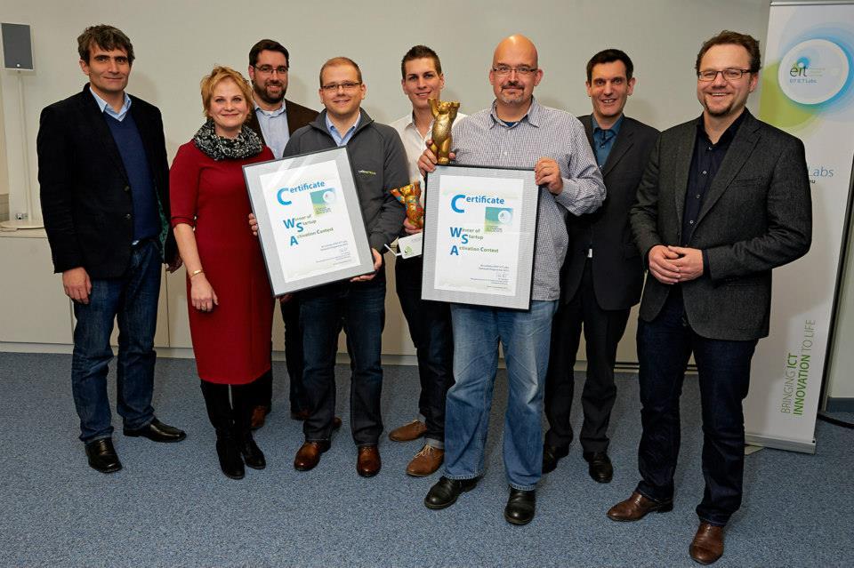 LineMetrics and Transmetrics win €30K each