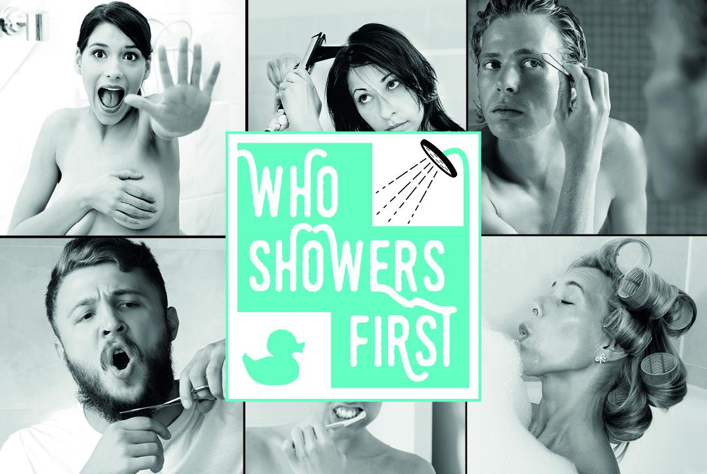 WhoShowersFirst