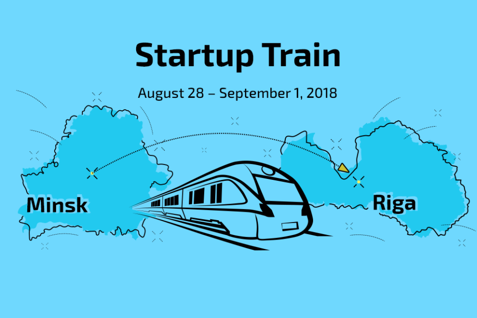 hackathon train minsk riga