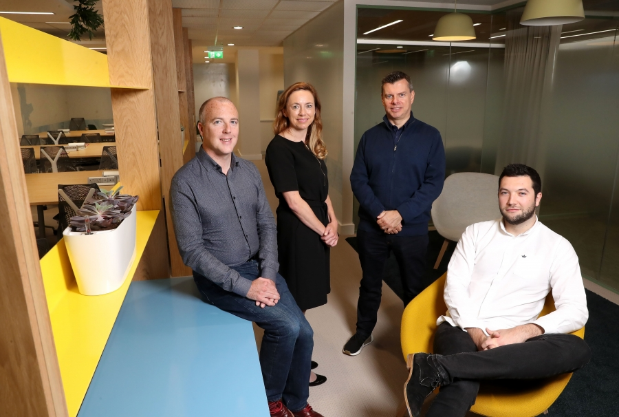 belfast fintech co-working