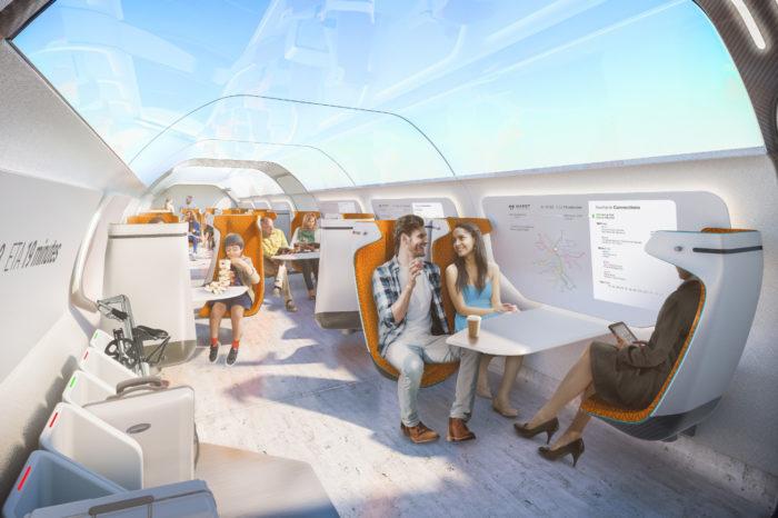 Amsterdam to Frankfurt in 50 mins? Dutch hyperloop startup believes so