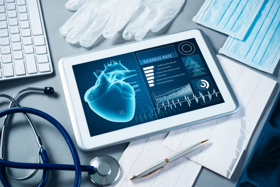 eu healthcare digital transformation