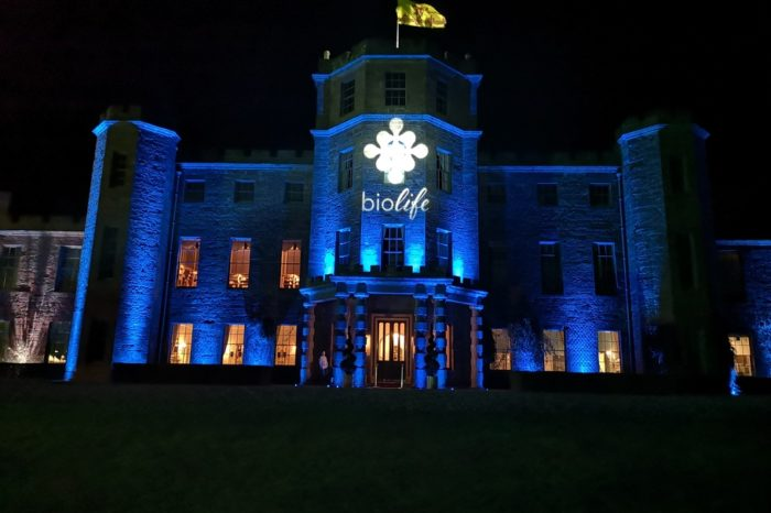 China's BioLife opens research lab in Scotland's Fasque Castle