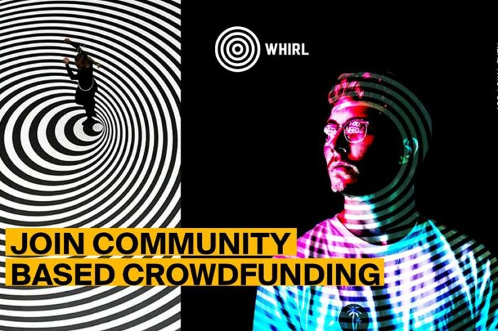 All-star team launches WHIRL to bring crowdfunding to blockchain with a socially driven mission