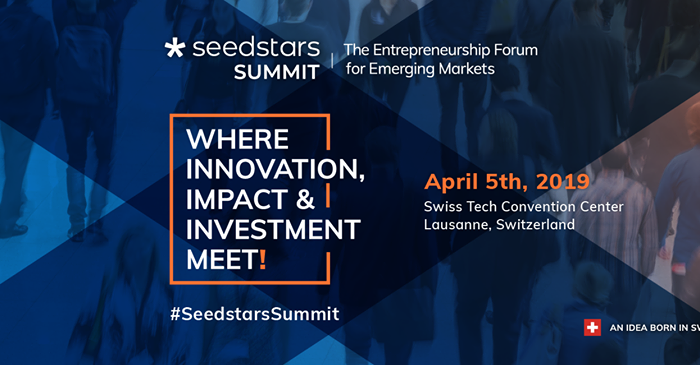 The 6th Edition of the Seedstars Summit will Celebrate Innovation, Impact and Investment