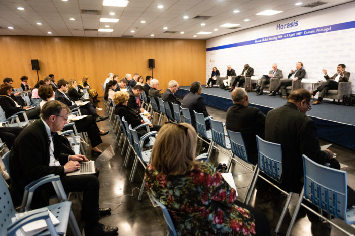 Startup and Business leaders meet in Europe to discuss globalization at Horasis