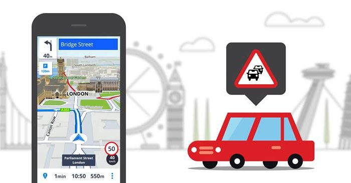 Sygic's Mobile Navigation App Now Includes Next Generation Dashcam Add-on